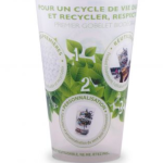 verre biodégradable